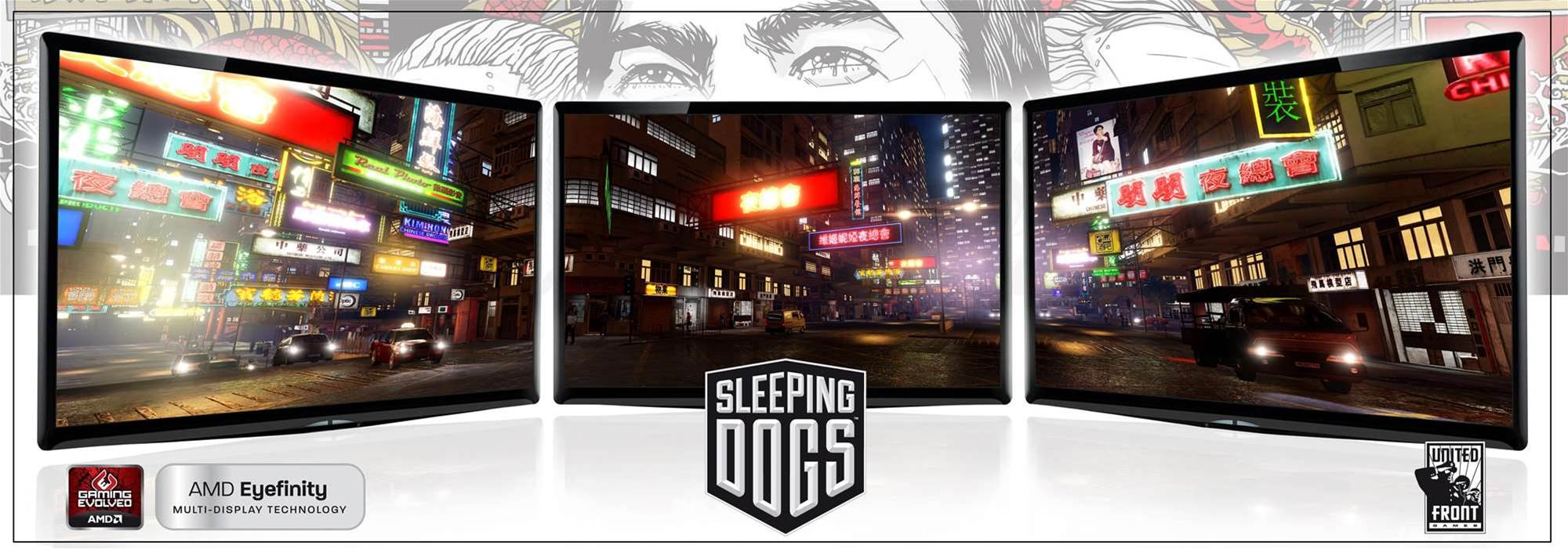 Sleeping Dogs PC requirements released