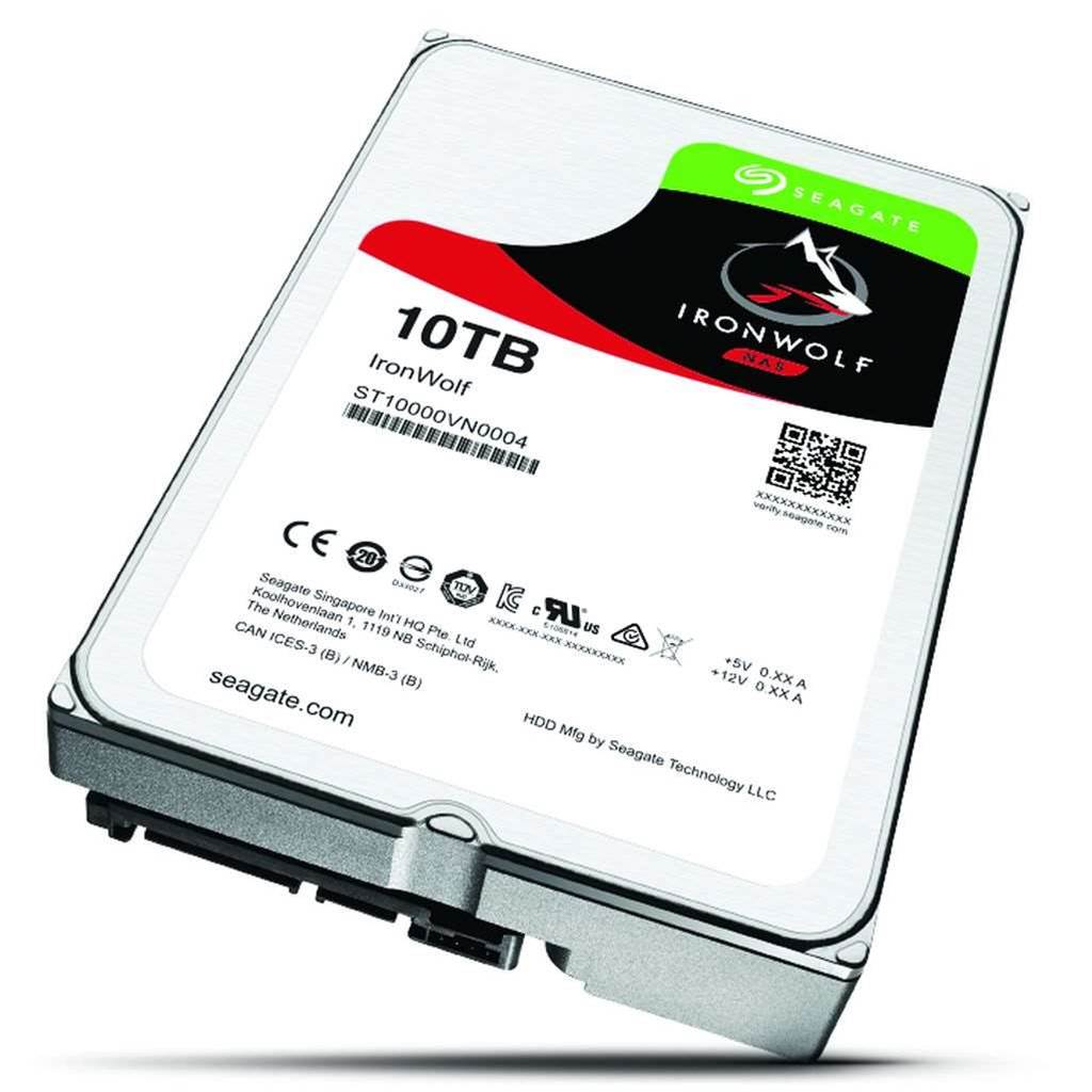 Review: Seagate IronWolf 10TB NAS HDD