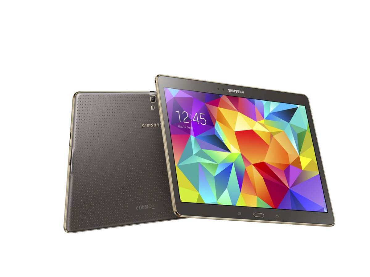 Review: Samsung Galaxy Tab S 10.5
