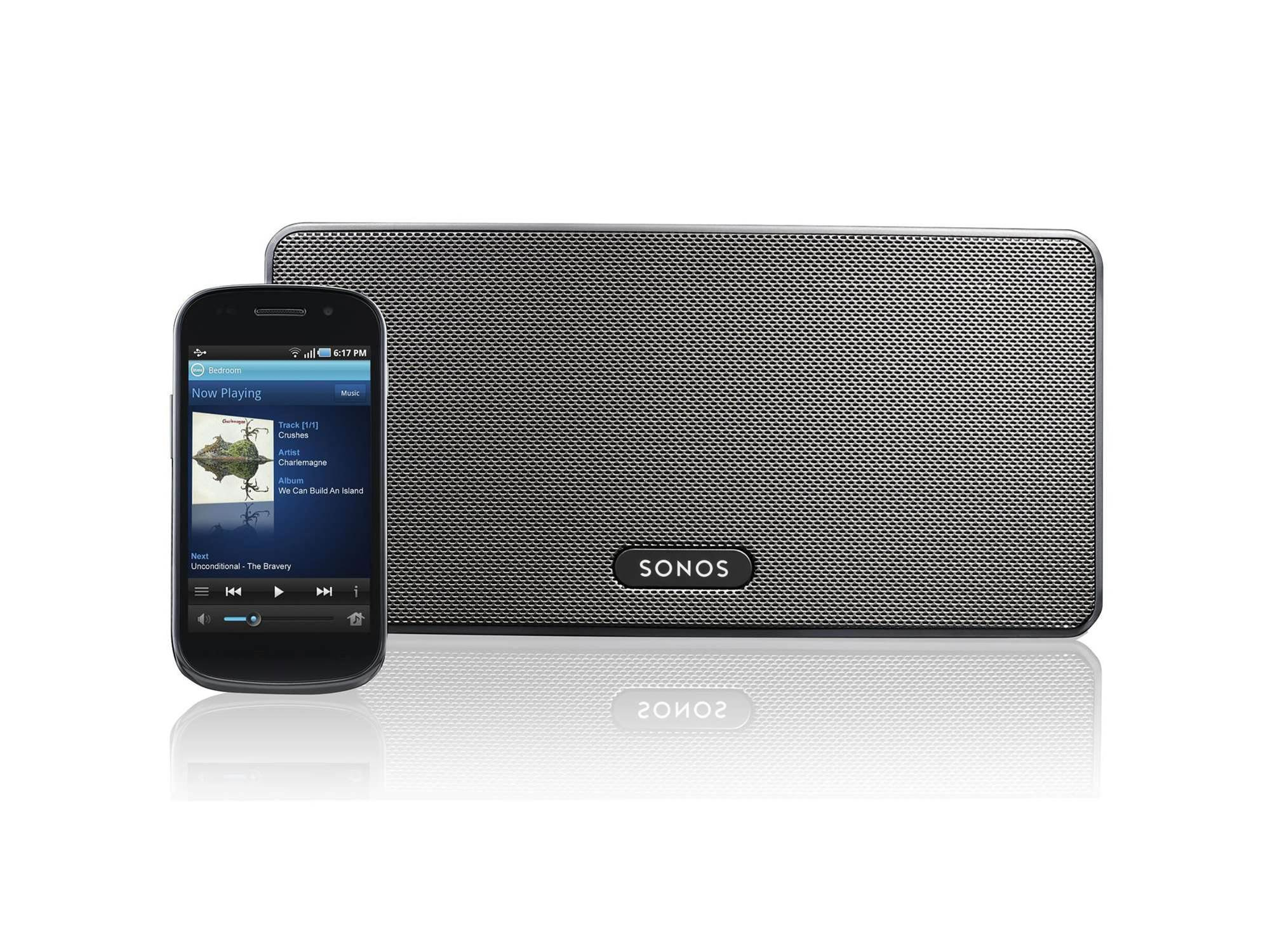 Sonos brings wireless speakers to the masses