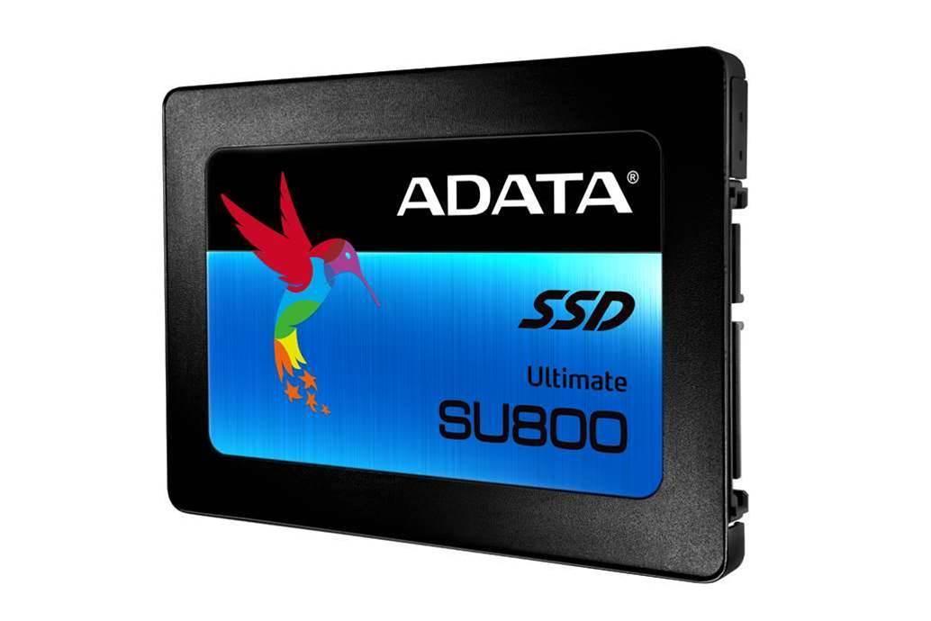 Adata launches Ultimate SU800SATA 6Gb/s3D NAND SSD
