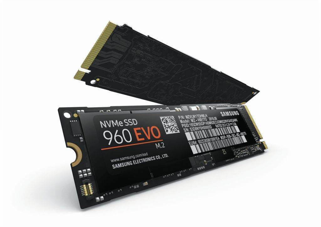 Review: Samsung 960 Evo SSD