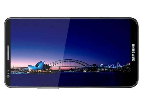 Samsung Galaxy S III to arrive in April