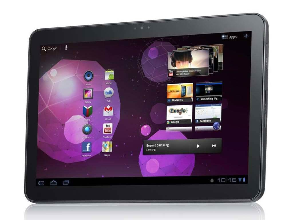 Samsung Galaxy Tab 10.1 blocked from sale in Australia