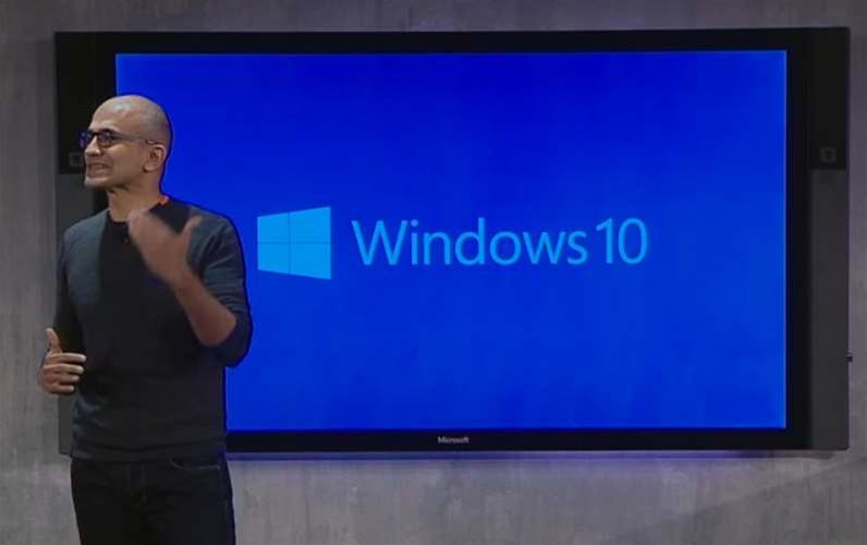 Microsoft sets Windows 10 release date