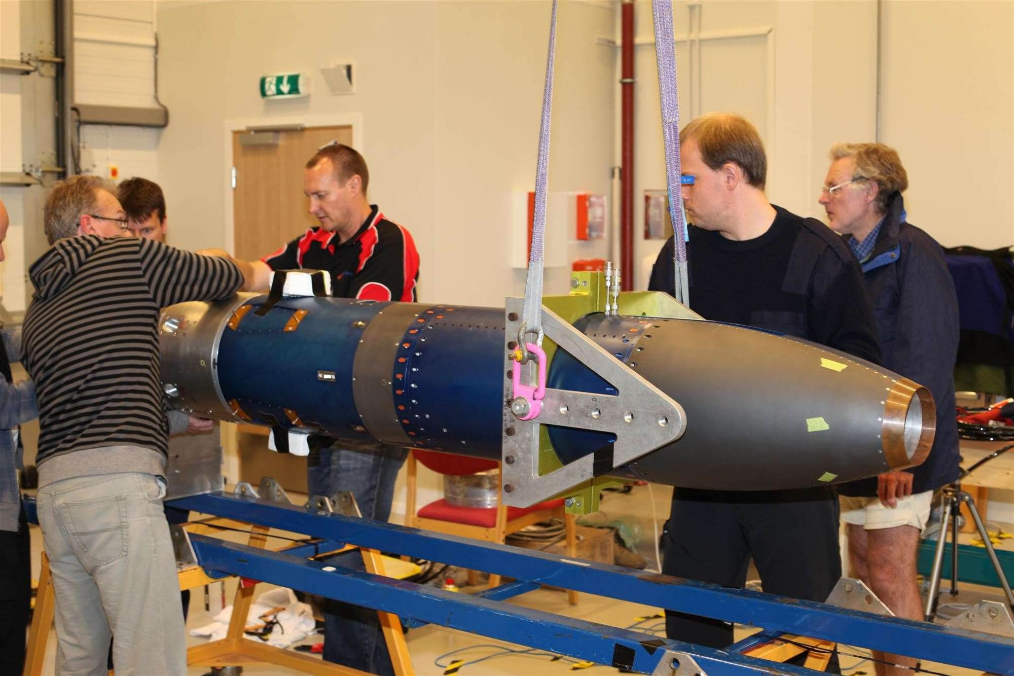 ScramSpace hypersonic jet launch unsuccessful