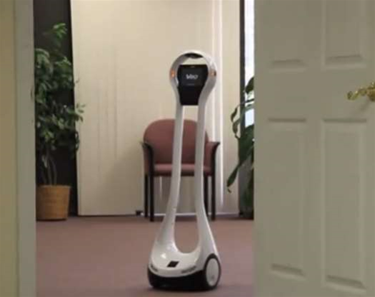 Children's Hospital Boston Sends Telepresence Robots Home With Post-Op Patients