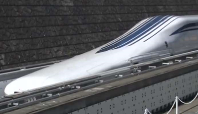 Japan Company To Give Maglev Tech To US For Free