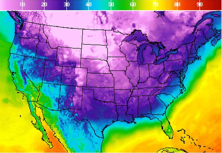 Are Americans Doomed To Arctic Winters?
