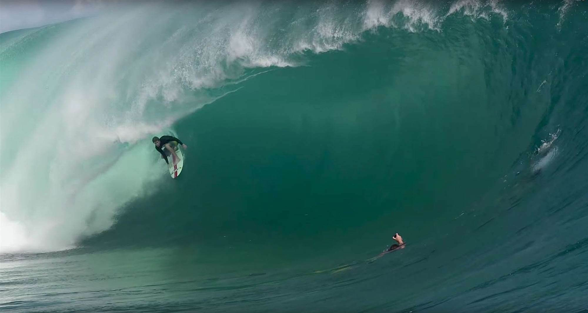 Teahupoo Stories: Nathan Florence's Impossible Ride