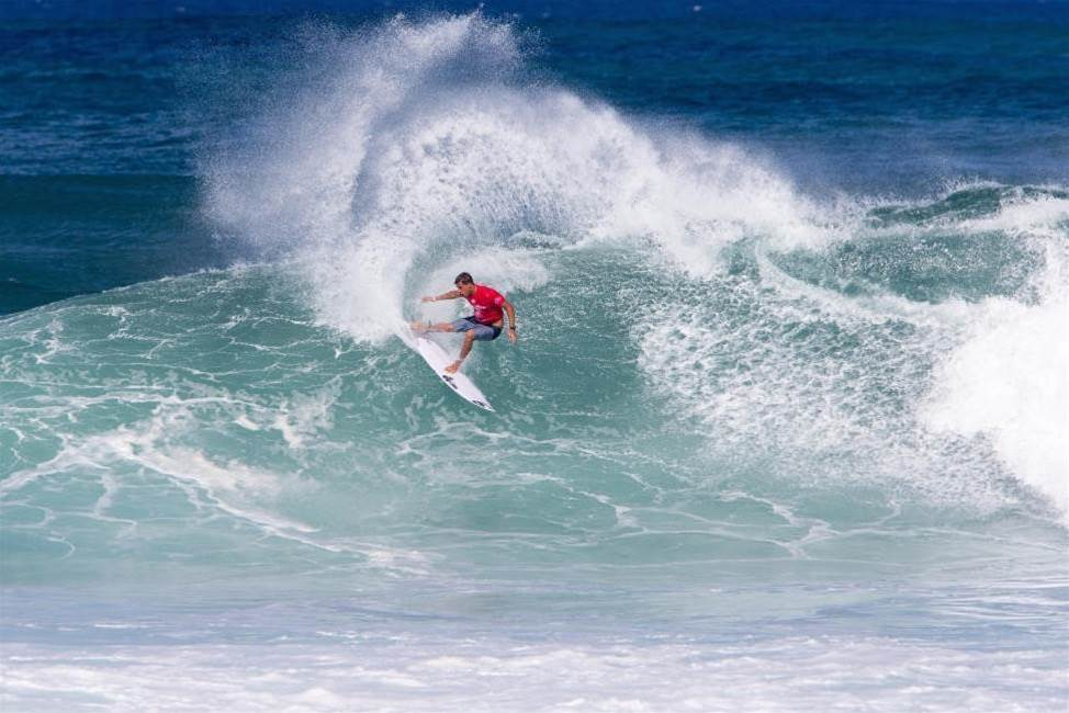 The Big Showdown - Vans World Cup Of Surfing