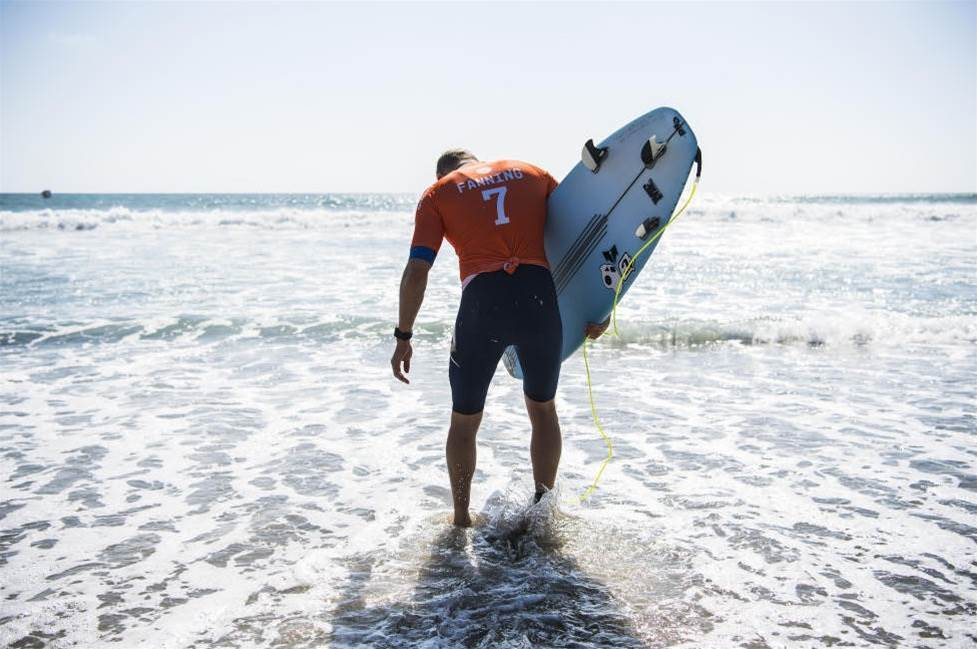 So You Want To Be A Competitive Surfer