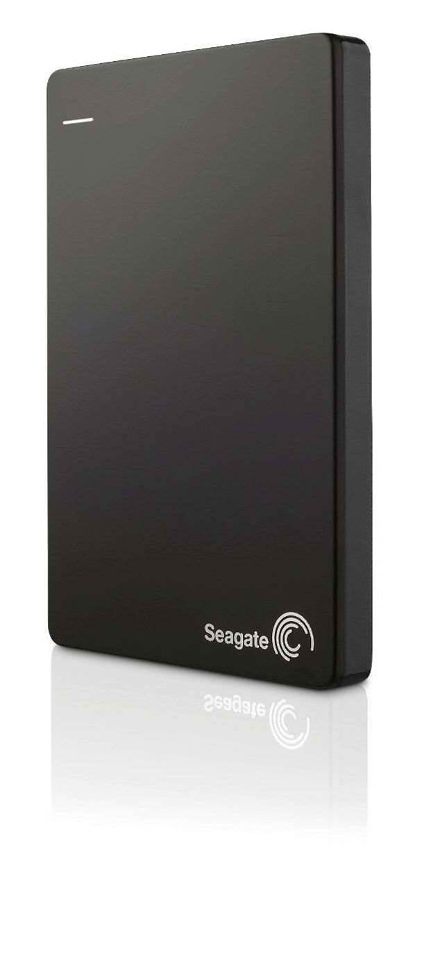 One Minute Review: Seagate Backup Plus Slim