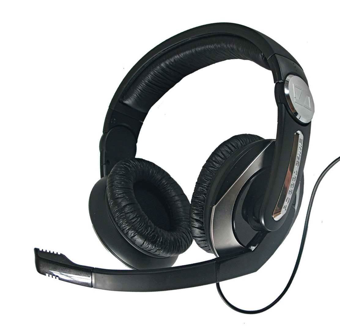 Sennhieser's  333D G4ME1 headphones solid, but costly