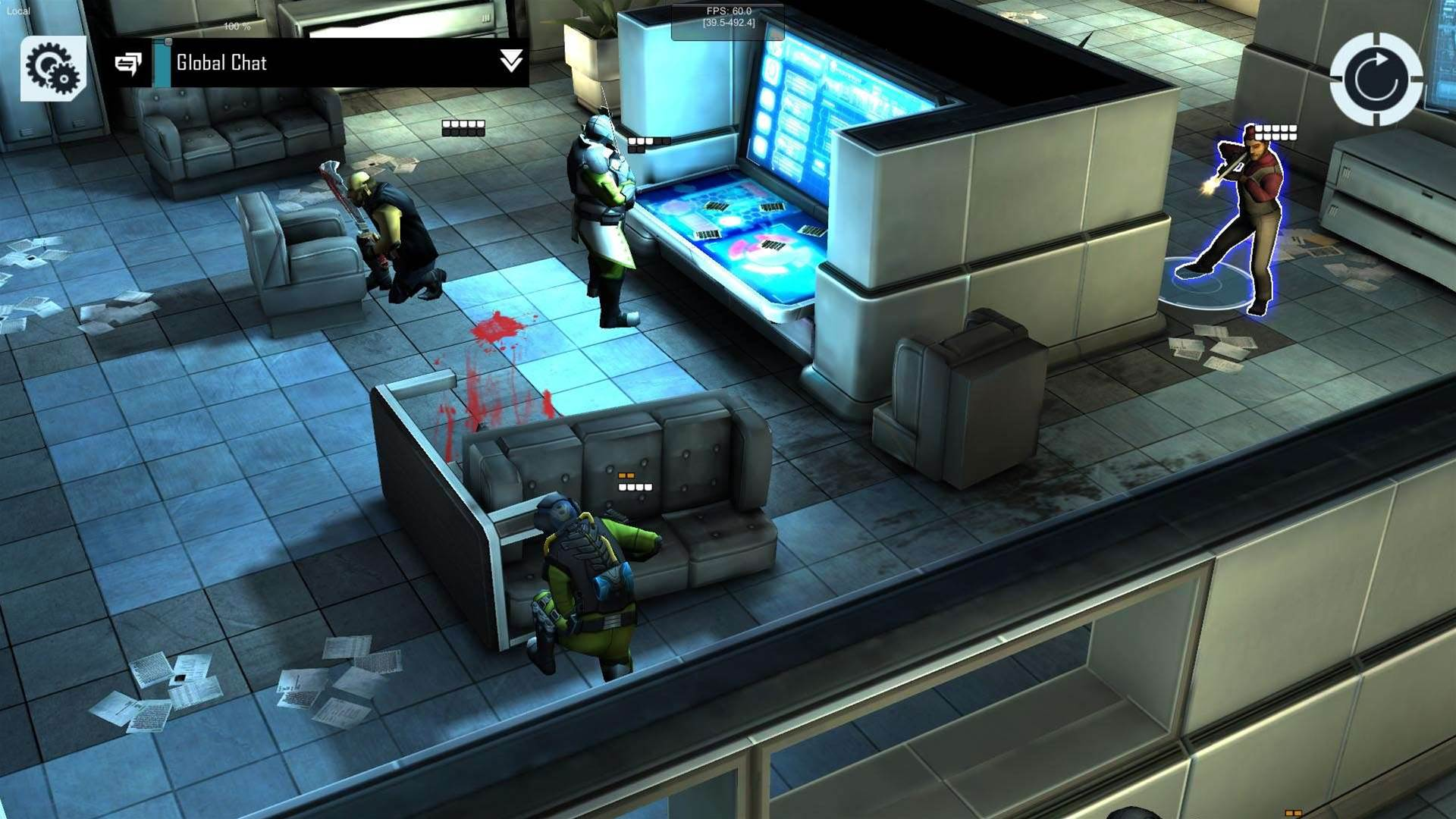 Shadowrun Online gets new co-op mode