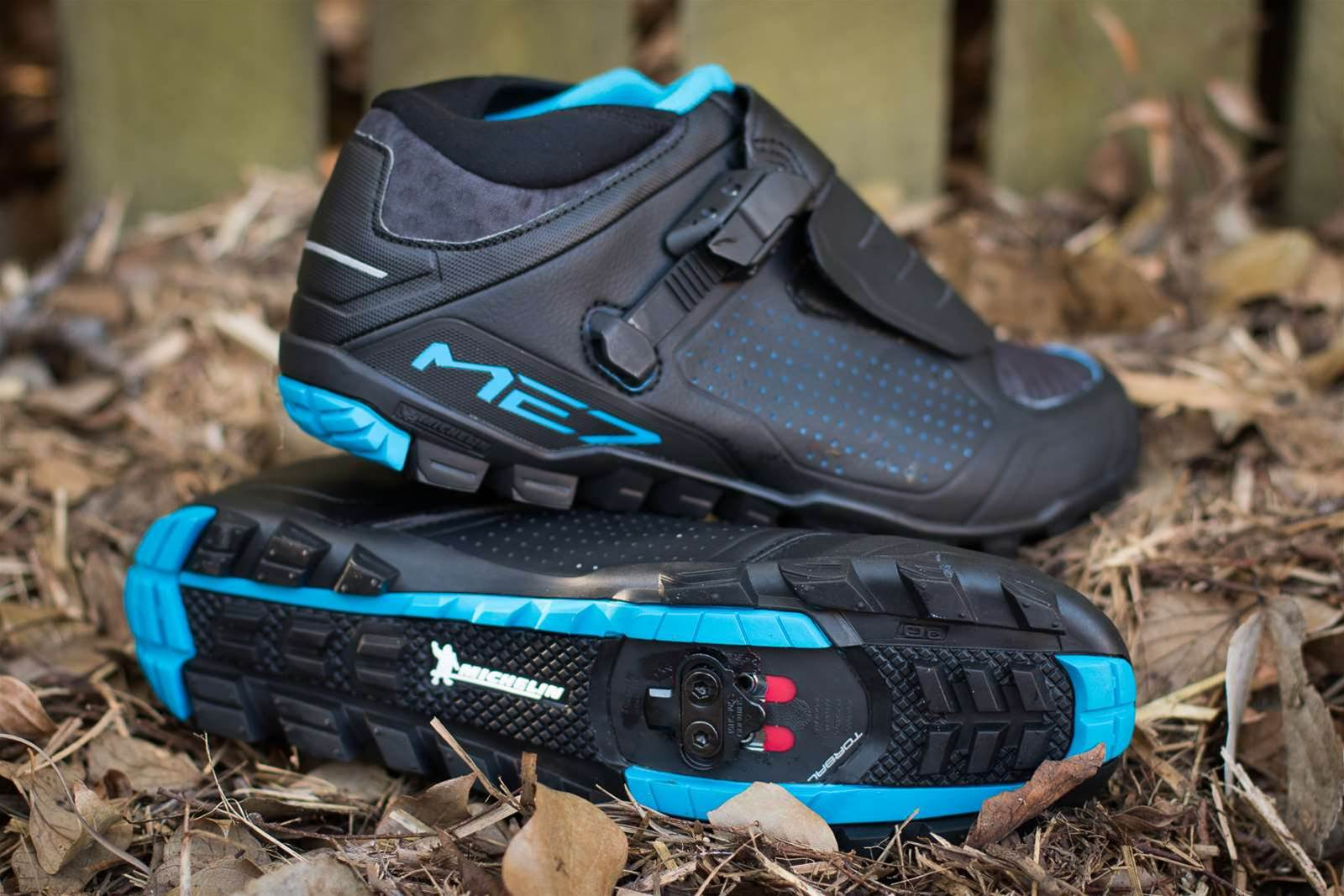 FIRST LOOK: Shimano's ME7 all-mountain and enduro shoe