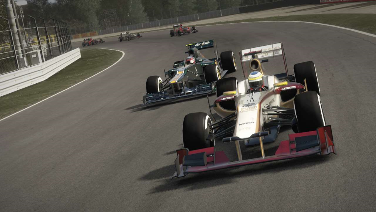 F1 2012 demo out on all platforms this week
