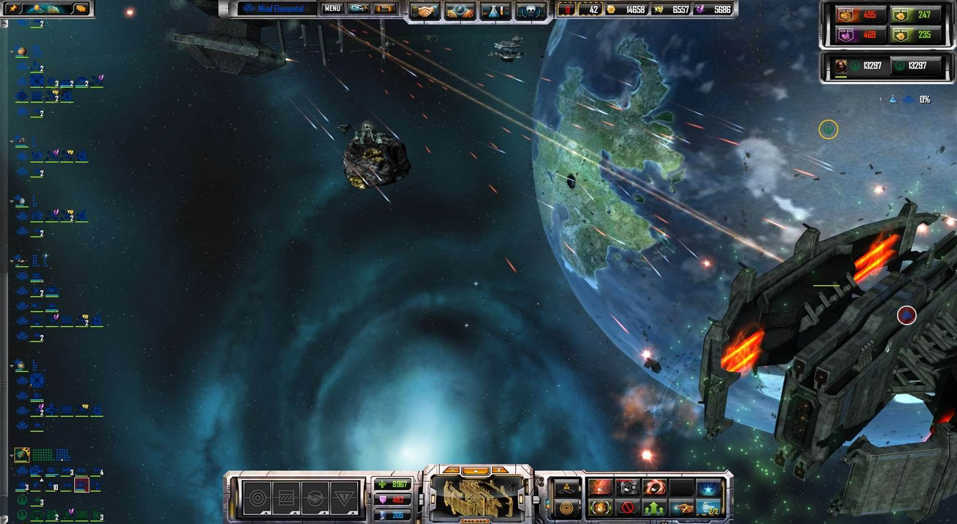 Sins of a Solar Empire: Rebellion review - epic 4X fun!