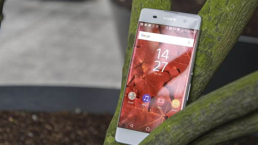 Xperia XA phone review: Sony's sub-$500 beauty