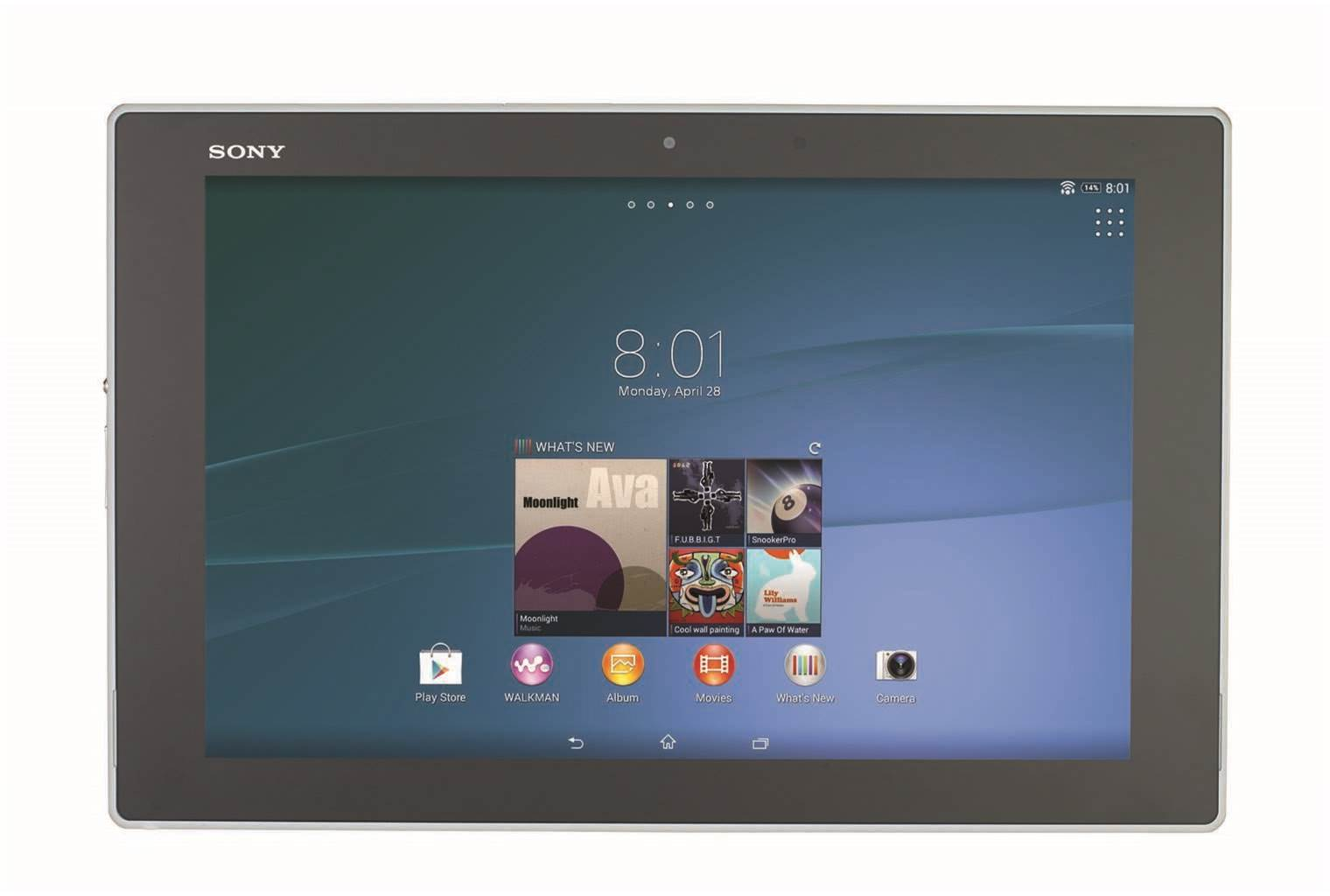 Sony's Xperia Z2 Tablet reviewed: the best of the Android bunch