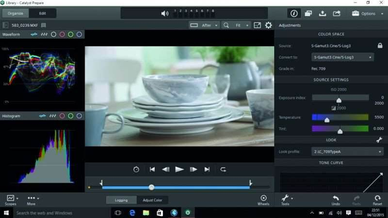 Review: Sony Catalyst Production Suite 2015.1