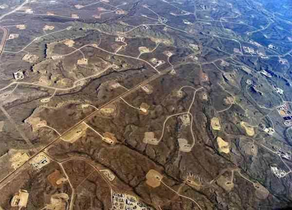 Effect Of Fracking On Wildlife Is Basically Unknown