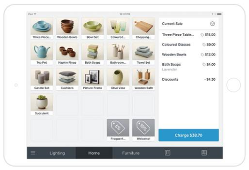 Square adds ecommerce and POS options