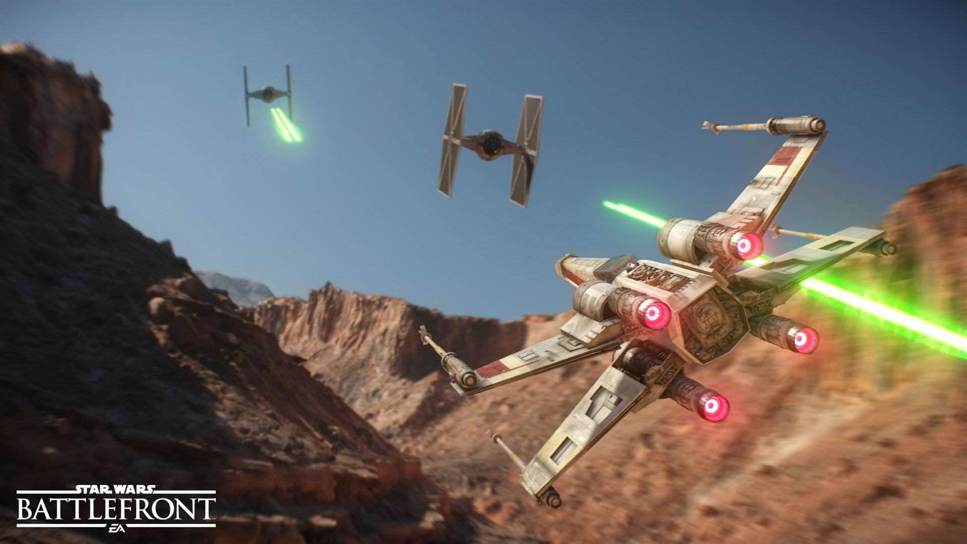 Star Wars: Battlefront PC requirements revealed