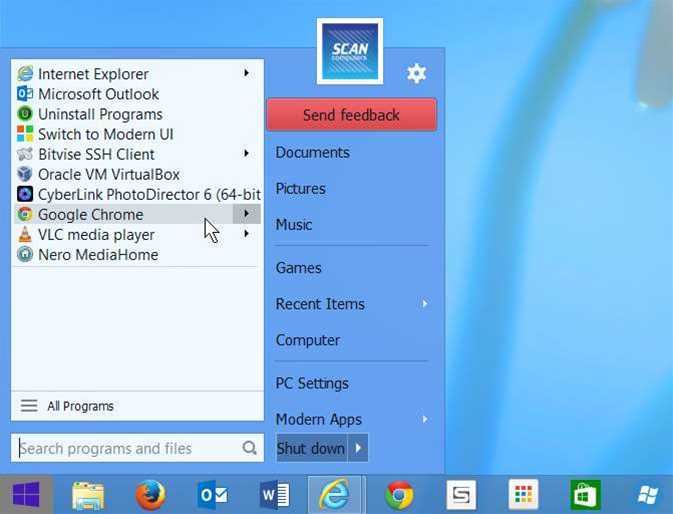 IObit releases Start Menu 8 v2.0 beta