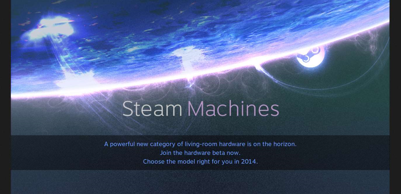 Valve reveals the Steam Machine: the console to end all consoles