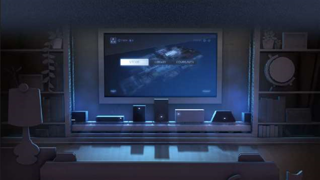 Valve announces Source 2, Steam Machine launch date
