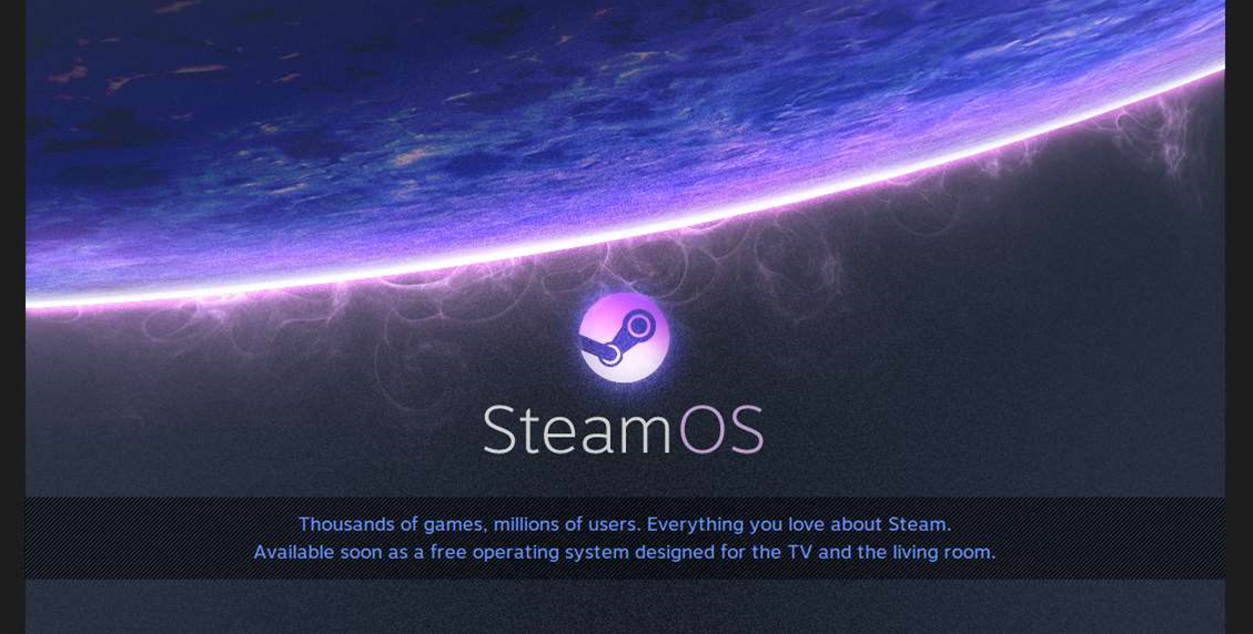 Valve announces SteamOS; Microsoft and Sony put on notice