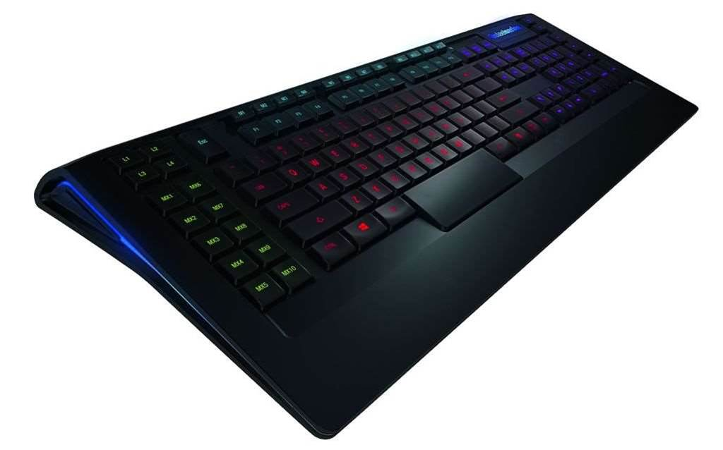 One Minute Review: Steelseries Apex M800 Keyboard