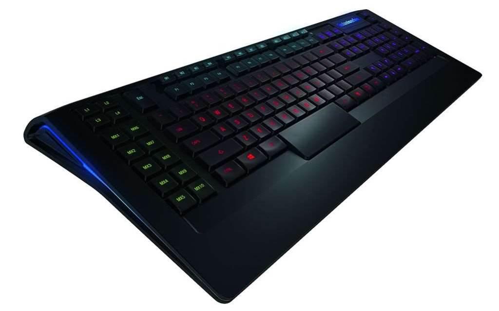 One Minute Review: Steelseries Apex M800 Keyboard