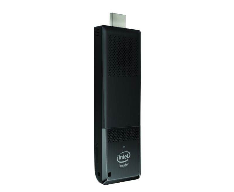 Review: Intel's Compute Stick 2.0 - small, but needs more power