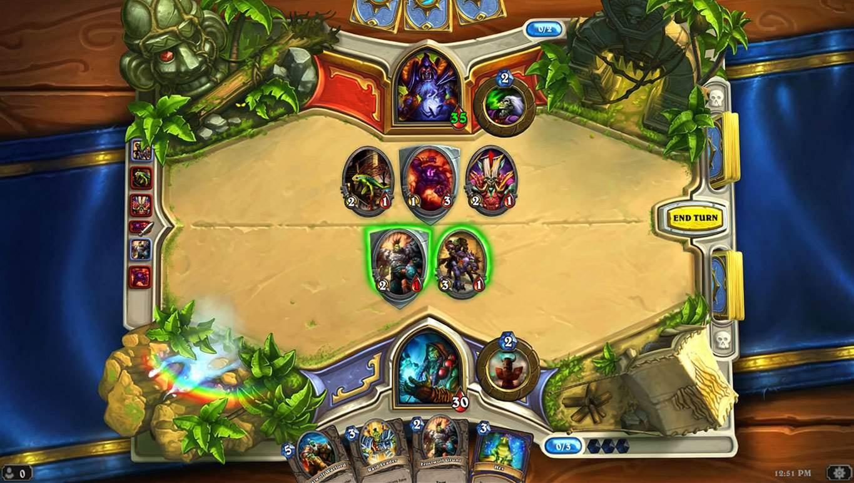 Hearthstone, Blizzard's new digital CCG, is surprisingly fun