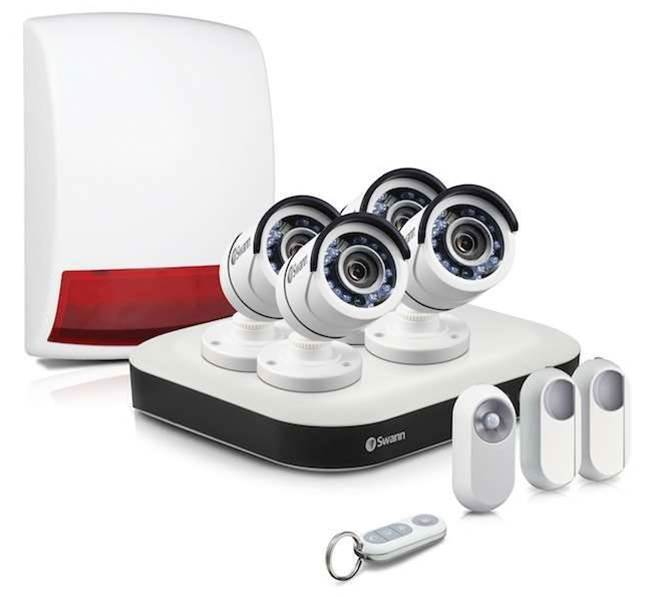 Swann adds to DIY security video range