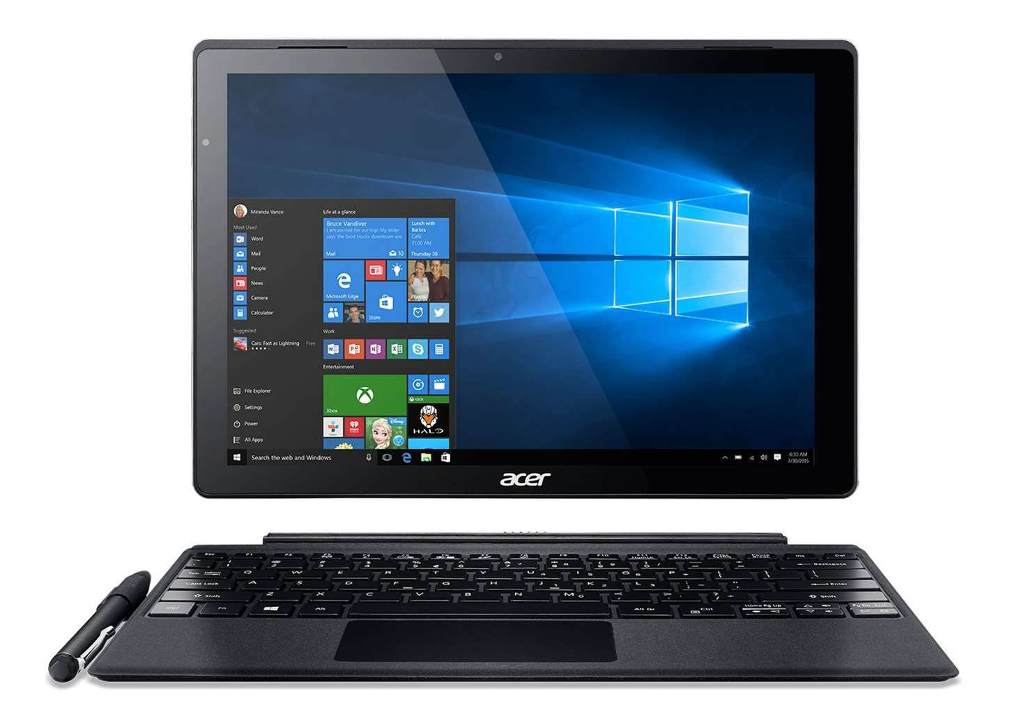 Acer announces the Switch Alpha 12 - a liquid-cooled, two-in-one hybrid