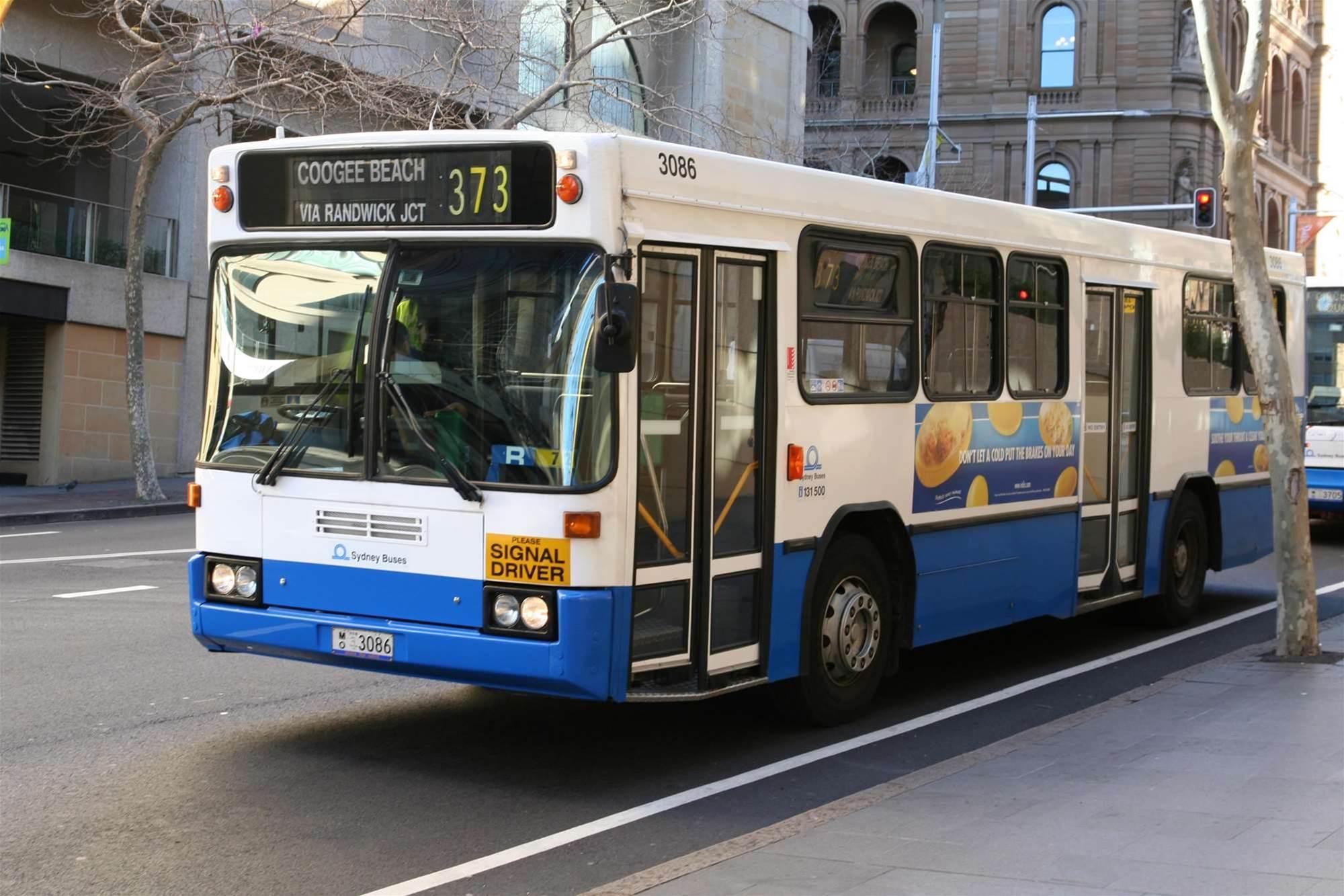 Sydney transport apps back online