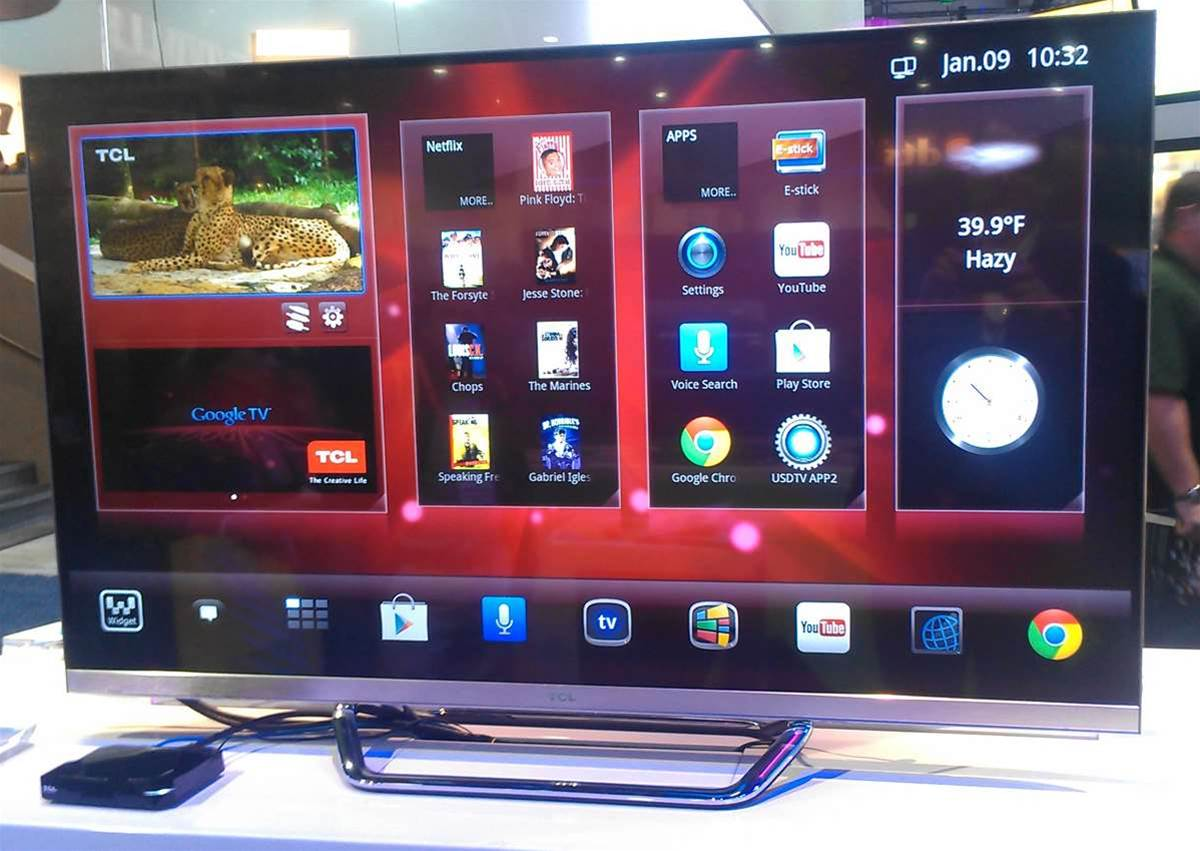 TCL MoVo Smart TV