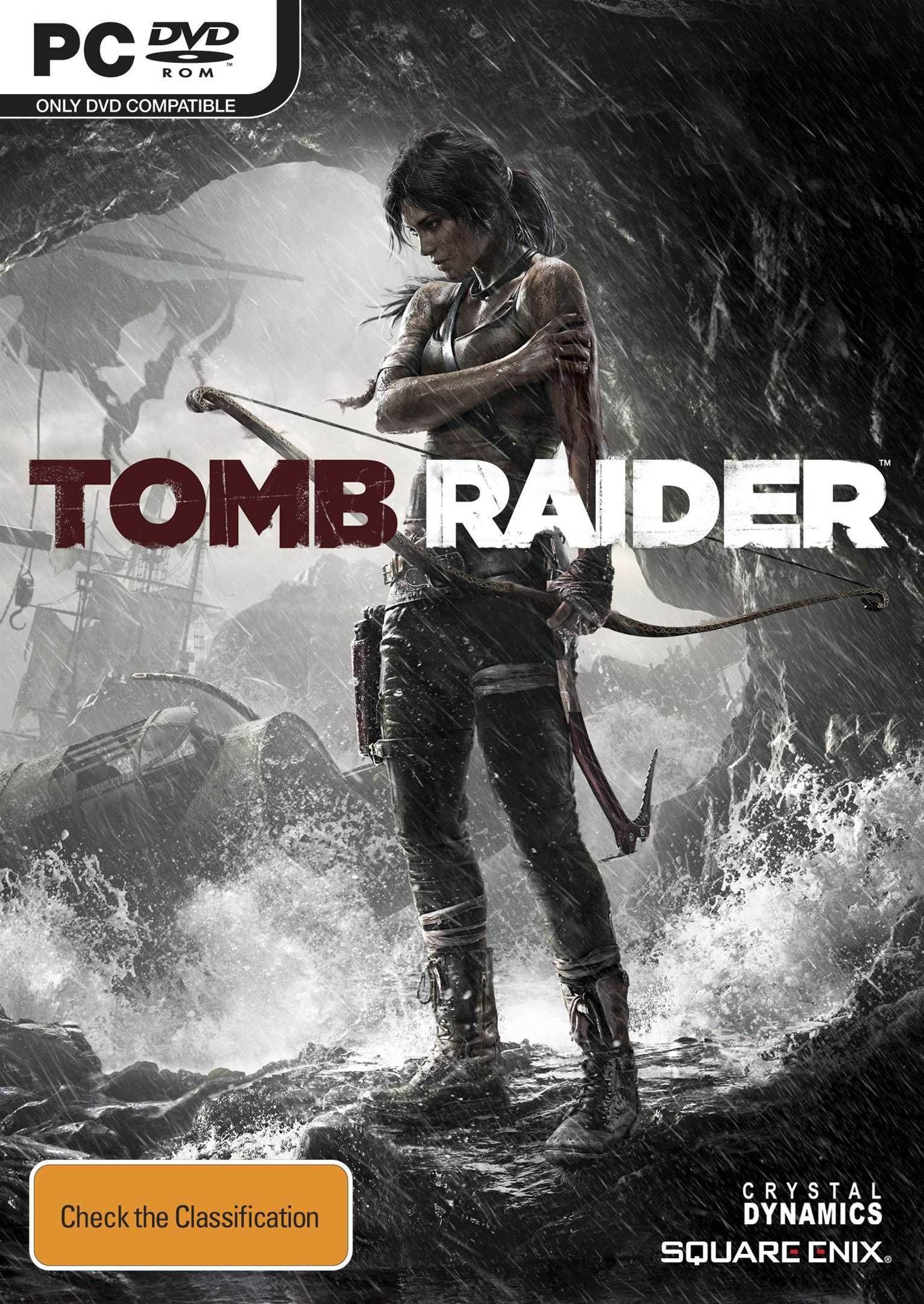 Preview: Tomb Raider