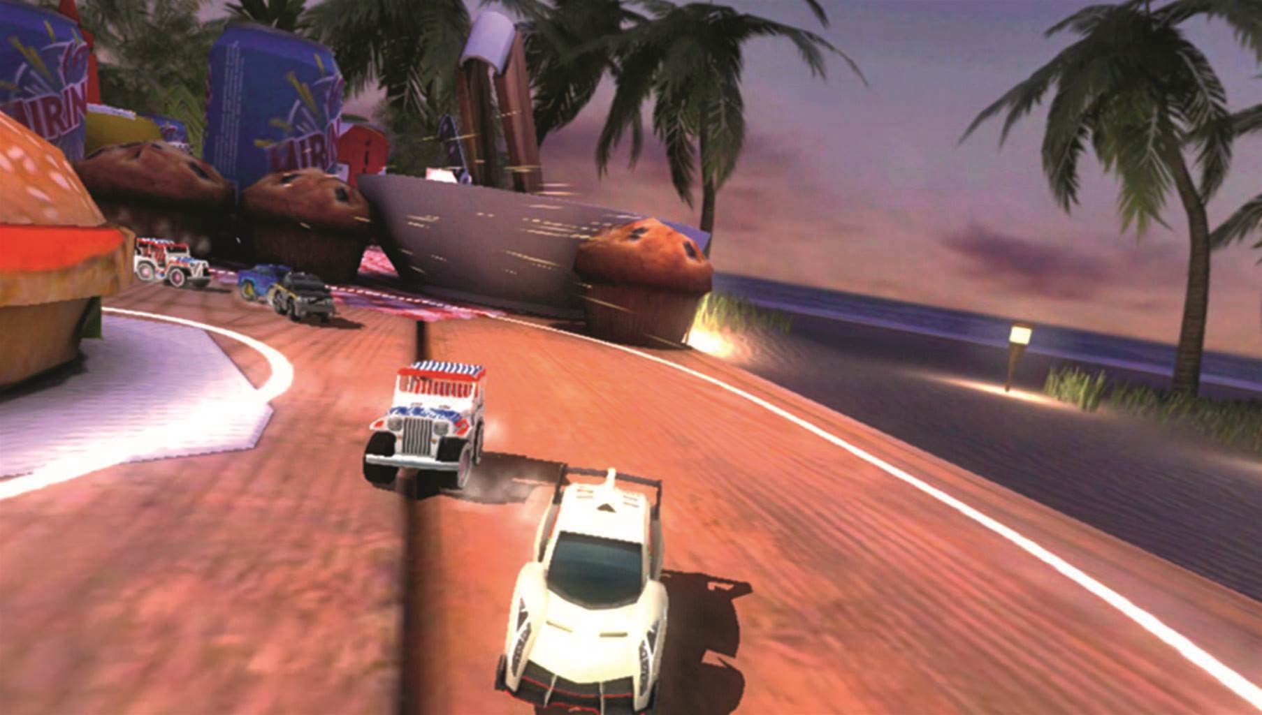 Review: Table Top Racing
