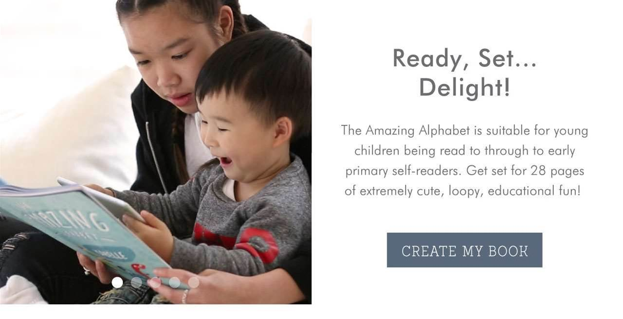 Children's book The Amazing Alphabet combines augmented reality with learning