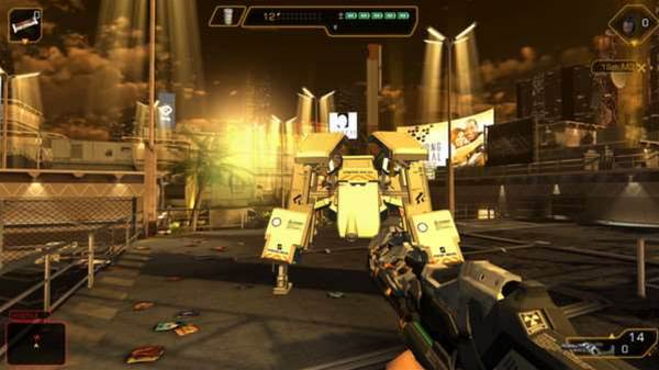App game Deus Ex: The Fall coming to Steam
