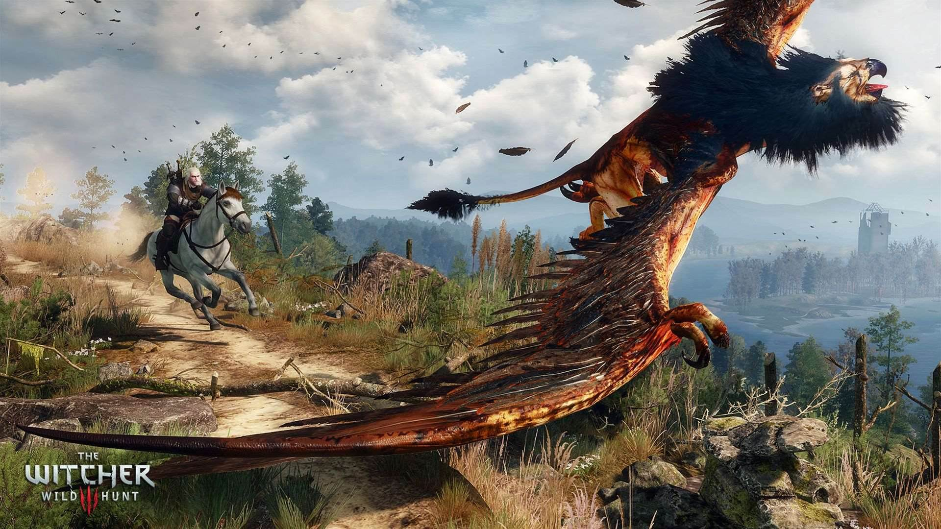 New pics, gameplay trailer, drop for The Witcher 3: Wild Hunt
