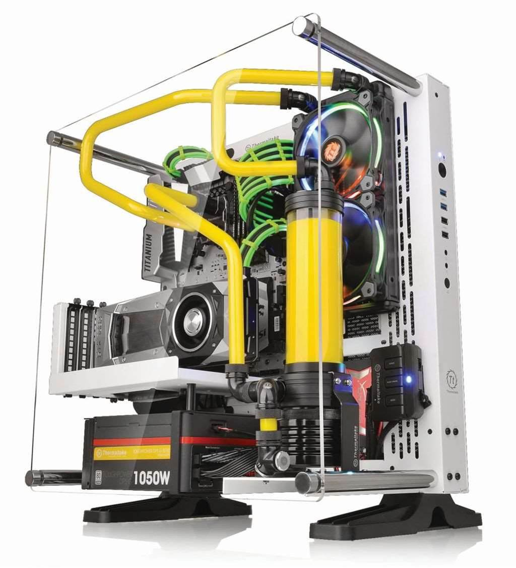 One Minute Review: Thermaltake Core P3 case