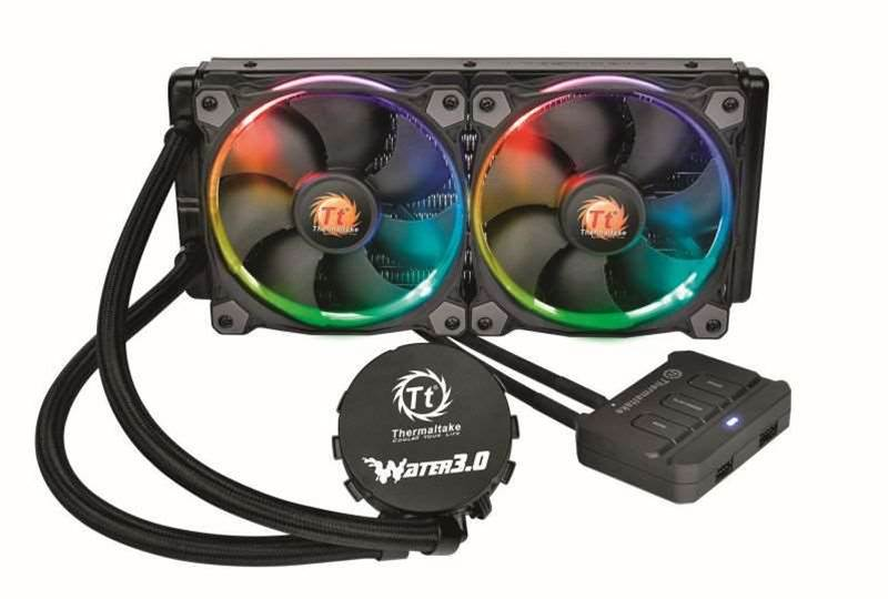 Review: Thermaltake Water 3.0 Riing RGB 240