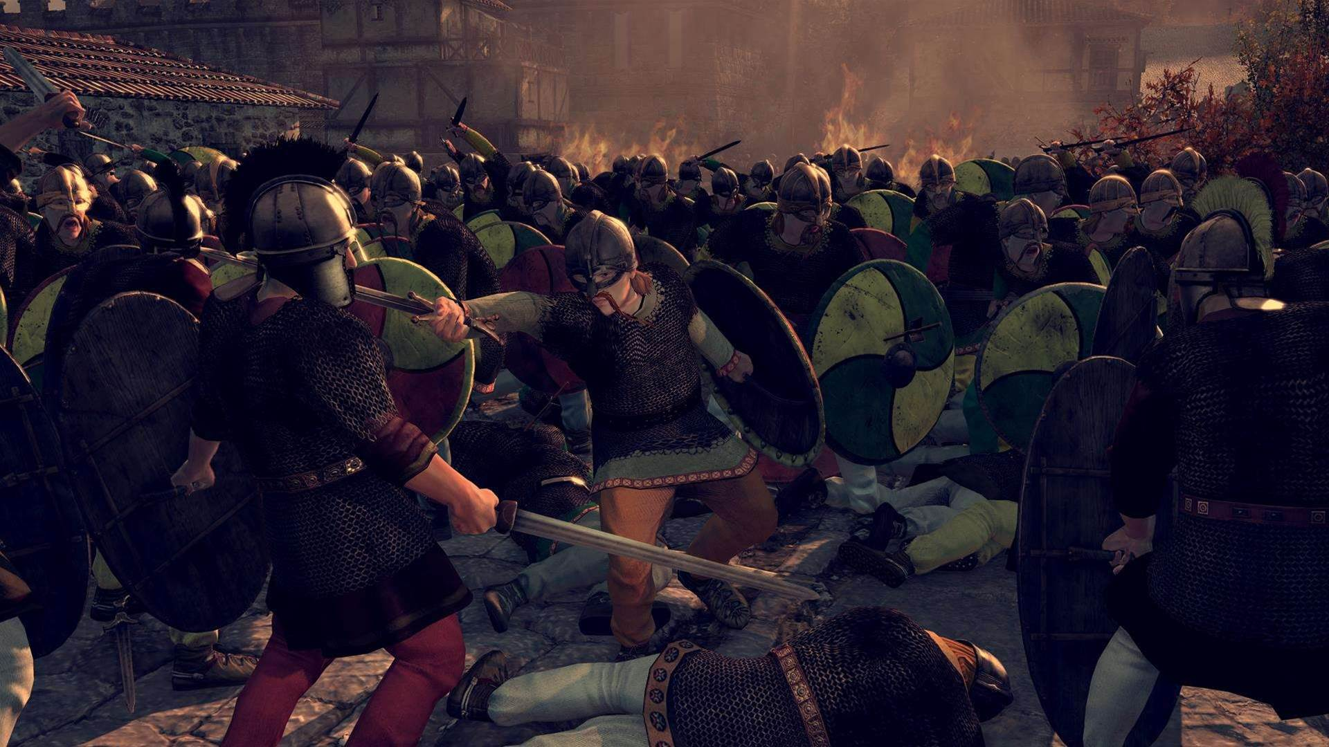New Attila Total War trailer shows more in-game action