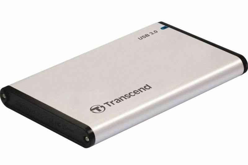 One Minute Review: Transcend StoreJet 25S3