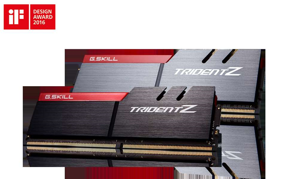 G.Skill launches new Trident Z memory kit